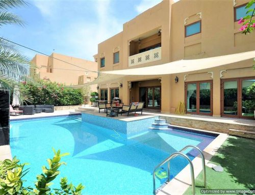 Villas For Rent in Dubai by VIA Holiday Homes